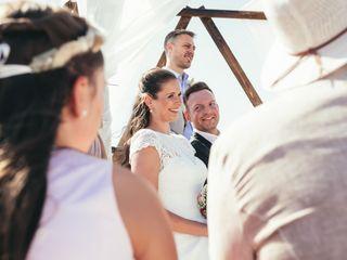Le nozze di Judith e Manuel 2