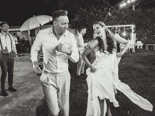 Le nozze di Judith e Manuel