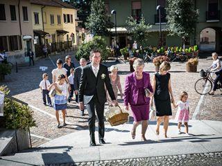 Le nozze di Martina e Pietro 1