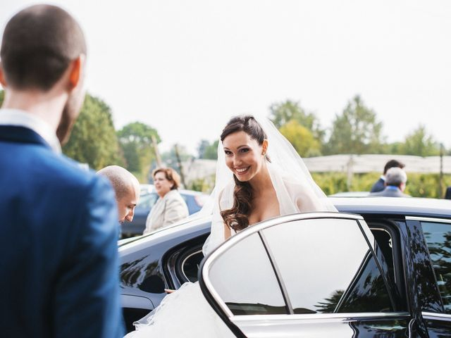 Il matrimonio di Thomas e Elisa a Rimini, Rimini 24