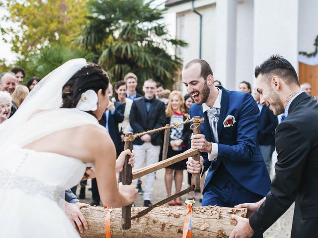 Il matrimonio di Thomas e Elisa a Rimini, Rimini 39