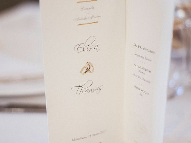 Il matrimonio di Thomas e Elisa a Rimini, Rimini 43