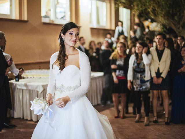 Il matrimonio di Thomas e Elisa a Rimini, Rimini 71