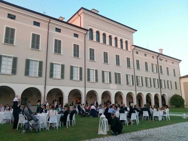 Il matrimonio di Valerio e Nadia a Bedizzole, Brescia 9