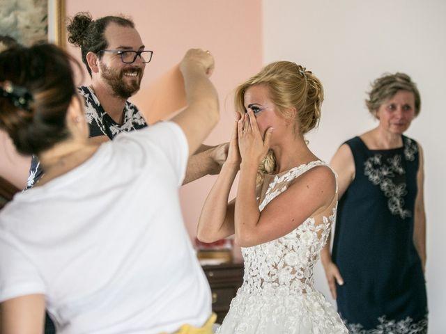 Il matrimonio di Seif e Simona a Loreo, Rovigo 5