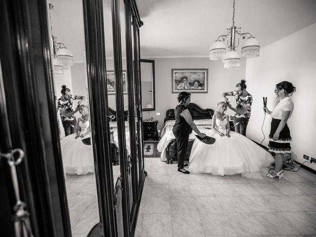 Il matrimonio di Seif e Simona a Loreo, Rovigo 6