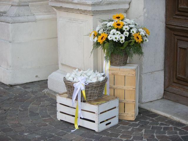 Il matrimonio di Seif e Simona a Loreo, Rovigo 9