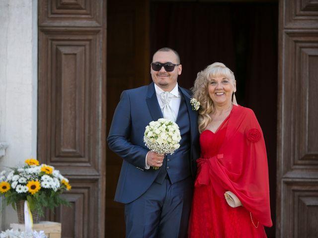 Il matrimonio di Seif e Simona a Loreo, Rovigo 10