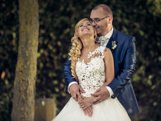 le nozze di Simona e Seif