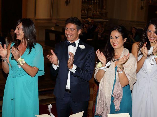 Il matrimonio di Valerio e Nadia a Bedizzole, Brescia 23
