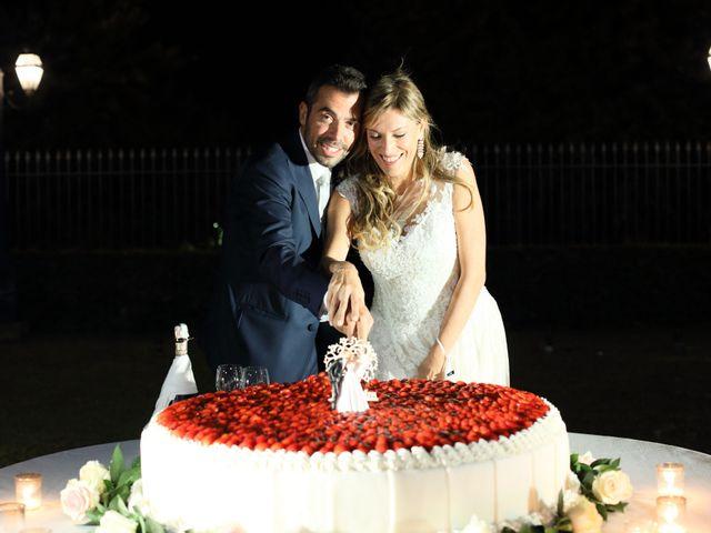 Il matrimonio di Valerio e Nadia a Bedizzole, Brescia 39