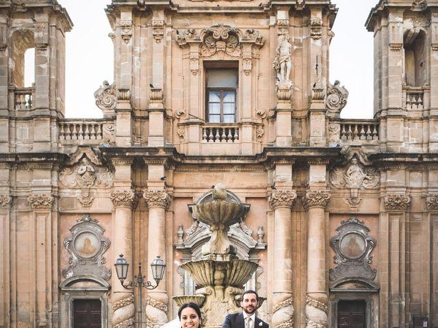 Il matrimonio di Riccardo e Francesca a Marsala, Trapani 1
