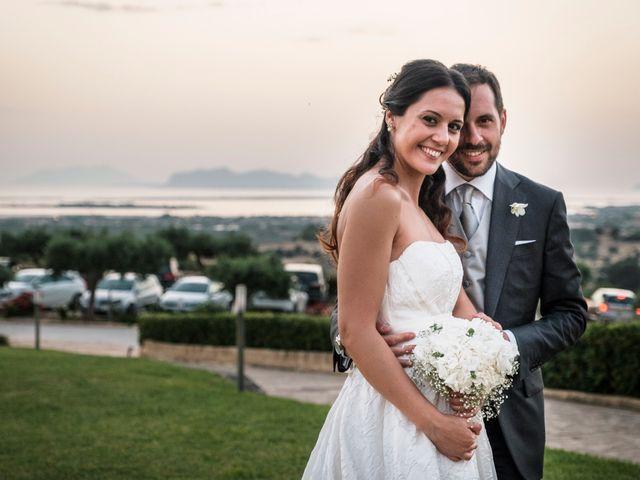 Il matrimonio di Riccardo e Francesca a Marsala, Trapani 17
