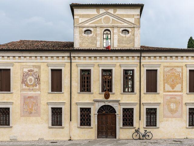Il matrimonio di Domenico e Silvia a Sesto al Reghena, Pordenone 1