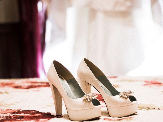 Il matrimonio di Andrea e Franceileen a Capolona, Arezzo 2