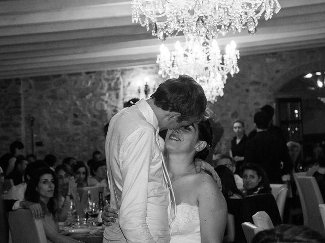 Il matrimonio di Andrea e Franceileen a Capolona, Arezzo 4