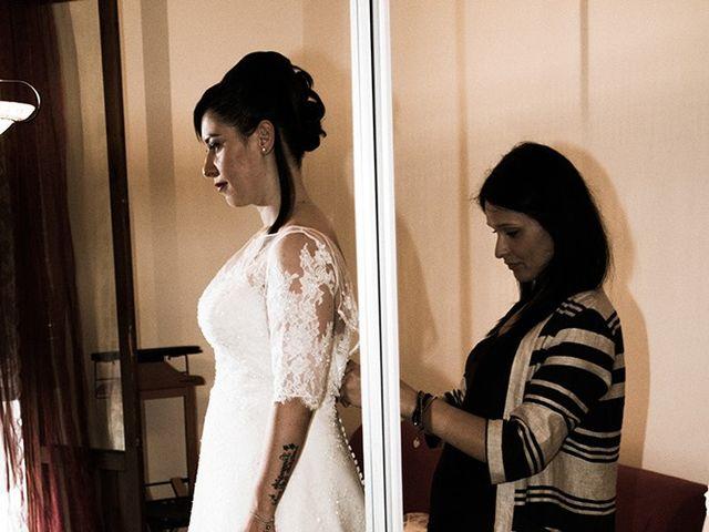 Il matrimonio di Andrea e Franceileen a Capolona, Arezzo 9