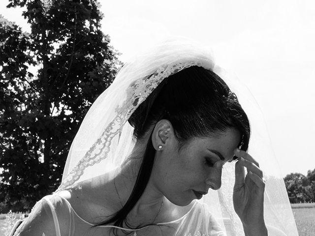 Il matrimonio di Andrea e Franceileen a Capolona, Arezzo 10