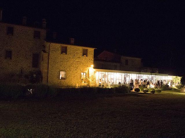 Il matrimonio di Andrea e Franceileen a Capolona, Arezzo 15