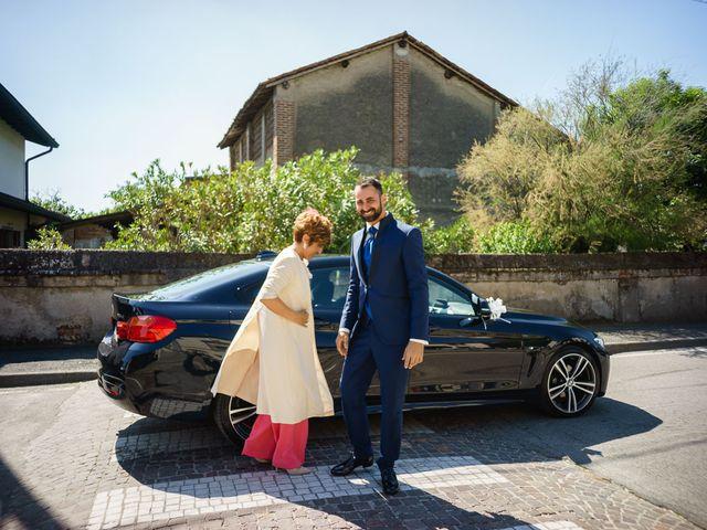 Il matrimonio di Simone e Sabrina a Bergamo, Bergamo 19
