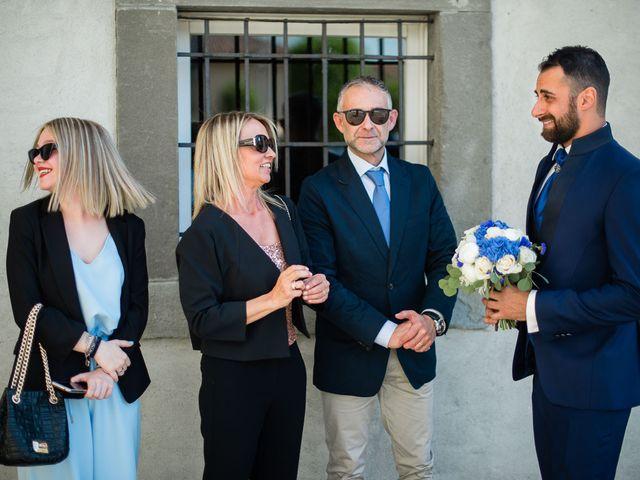Il matrimonio di Simone e Sabrina a Bergamo, Bergamo 23