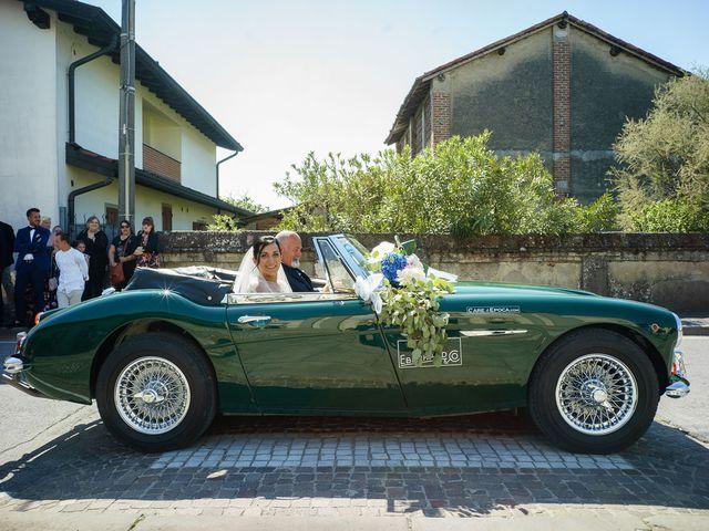 Il matrimonio di Simone e Sabrina a Bergamo, Bergamo 24