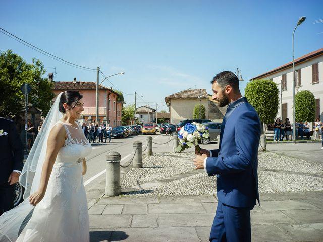 Il matrimonio di Simone e Sabrina a Bergamo, Bergamo 26
