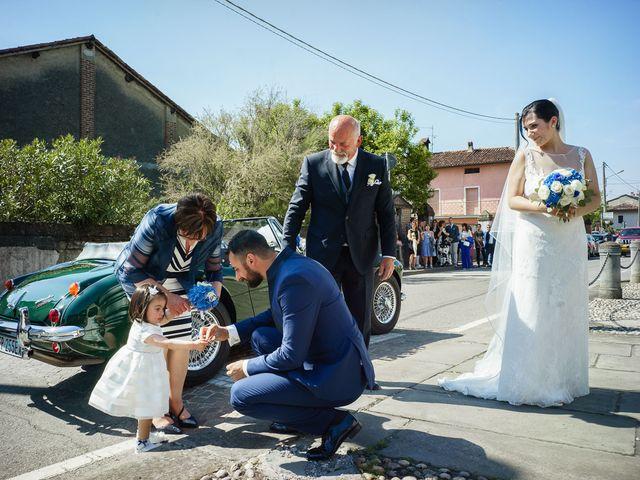 Il matrimonio di Simone e Sabrina a Bergamo, Bergamo 27