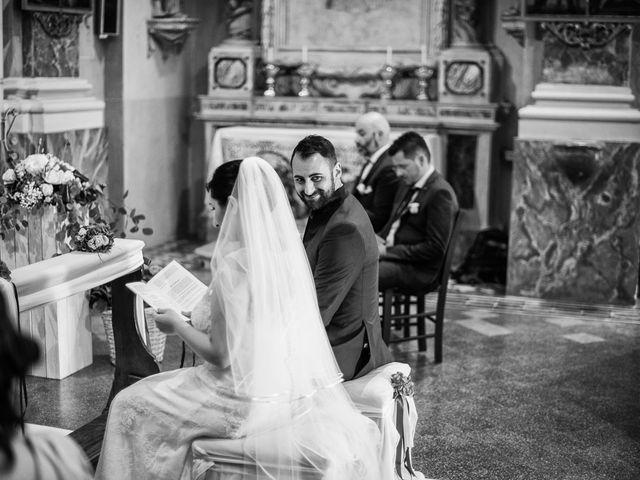 Il matrimonio di Simone e Sabrina a Bergamo, Bergamo 31