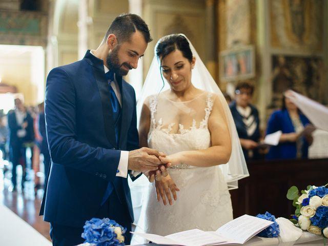 Il matrimonio di Simone e Sabrina a Bergamo, Bergamo 33