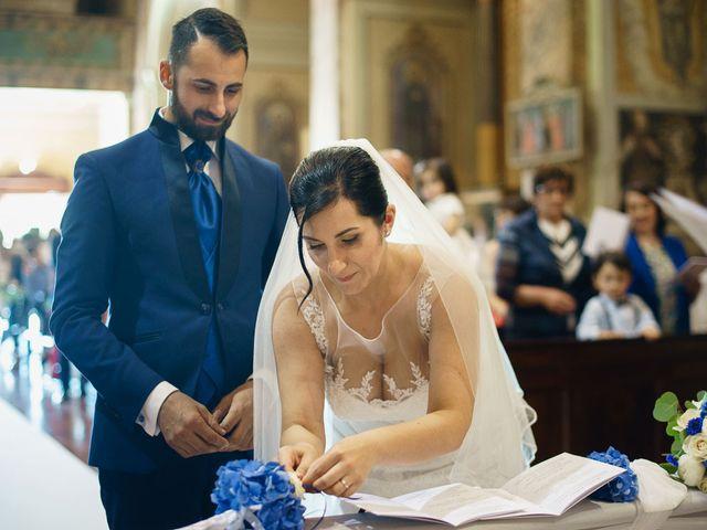 Il matrimonio di Simone e Sabrina a Bergamo, Bergamo 34