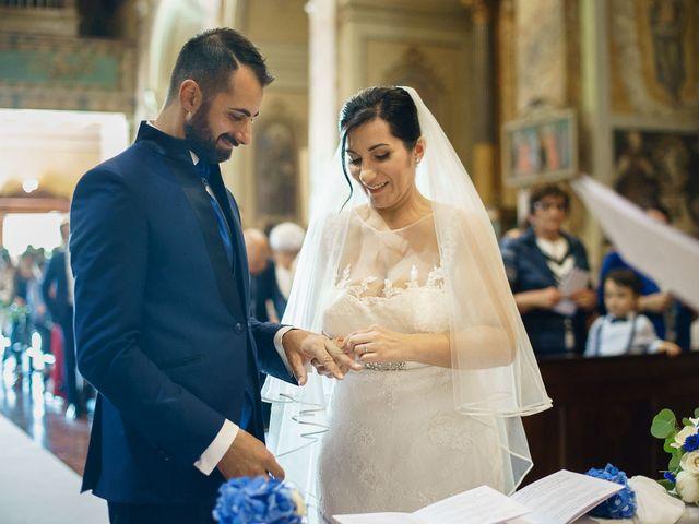 Il matrimonio di Simone e Sabrina a Bergamo, Bergamo 35