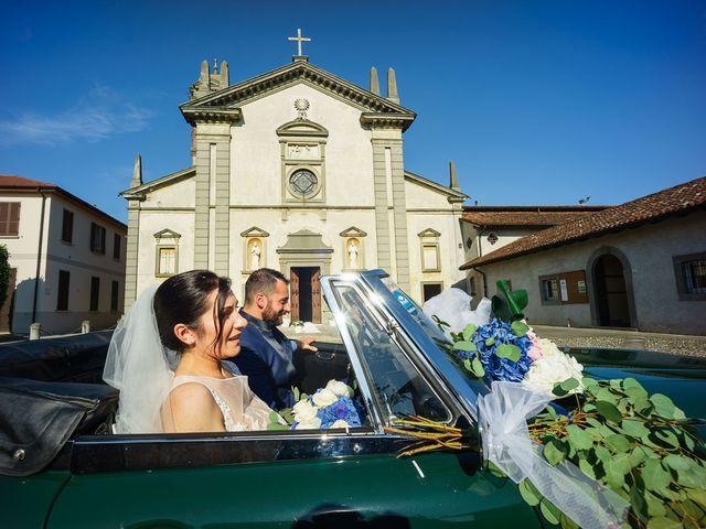 Il matrimonio di Simone e Sabrina a Bergamo, Bergamo 46