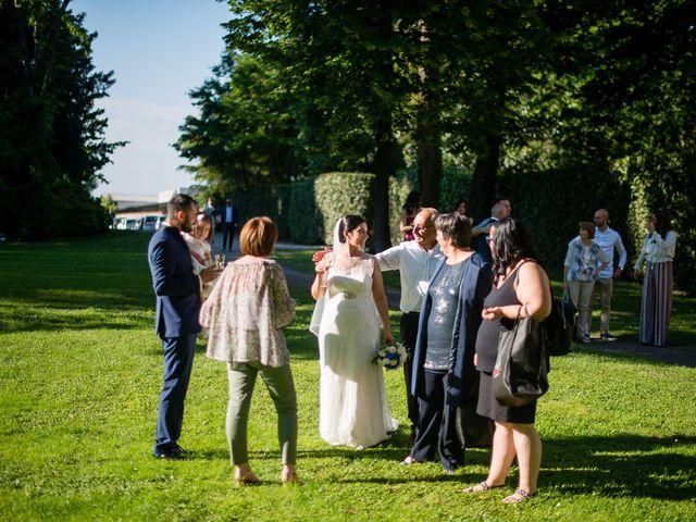 Il matrimonio di Simone e Sabrina a Bergamo, Bergamo 48