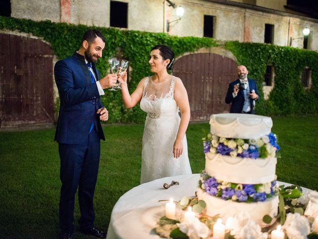 Il matrimonio di Simone e Sabrina a Bergamo, Bergamo 77