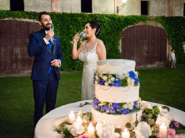 Il matrimonio di Simone e Sabrina a Bergamo, Bergamo 78