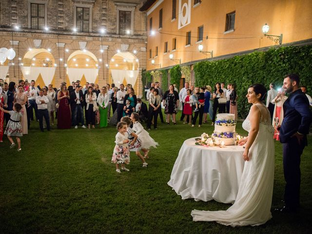 Il matrimonio di Simone e Sabrina a Bergamo, Bergamo 79