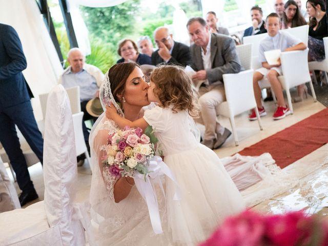Il matrimonio di Nicola e Elisa a Cavarzere, Venezia 18
