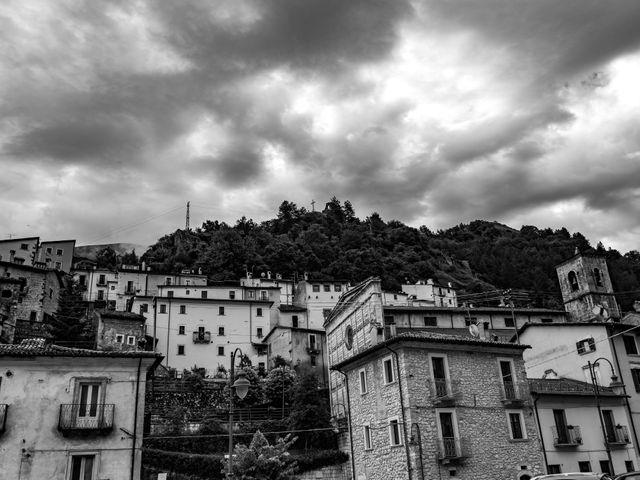 Il matrimonio di Michele e Antonella a Rocca Pia, L'Aquila 3