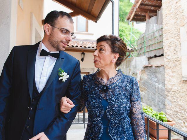Il matrimonio di Michele e Antonella a Rocca Pia, L'Aquila 19