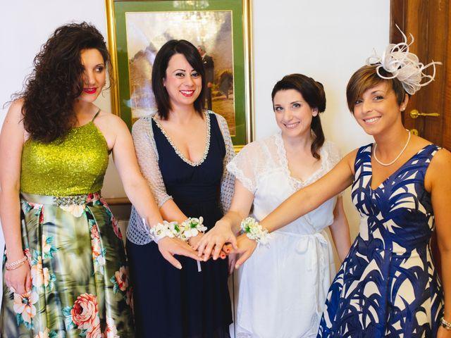 Il matrimonio di Michele e Antonella a Rocca Pia, L'Aquila 30