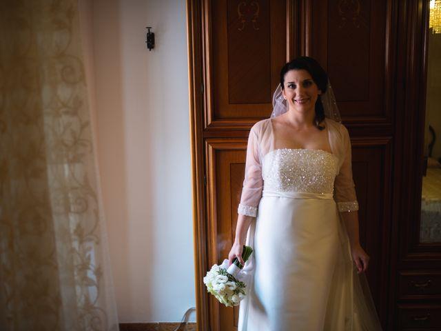 Il matrimonio di Michele e Antonella a Rocca Pia, L'Aquila 38
