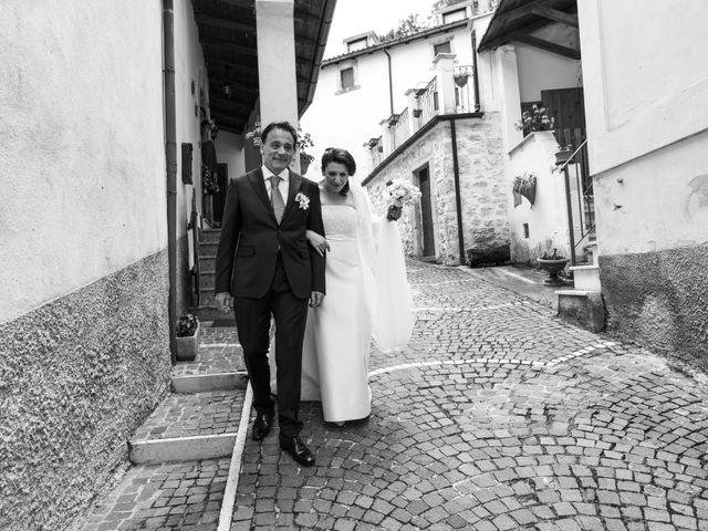 Il matrimonio di Michele e Antonella a Rocca Pia, L'Aquila 40