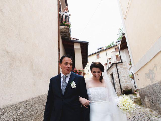 Il matrimonio di Michele e Antonella a Rocca Pia, L'Aquila 41