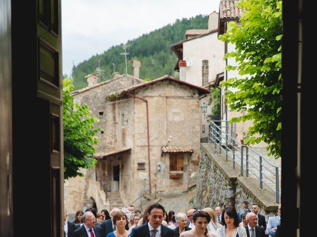 Il matrimonio di Michele e Antonella a Rocca Pia, L'Aquila 44