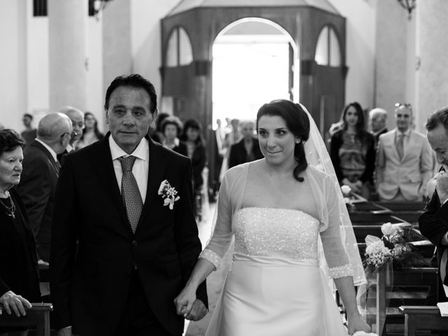 Il matrimonio di Michele e Antonella a Rocca Pia, L'Aquila 46