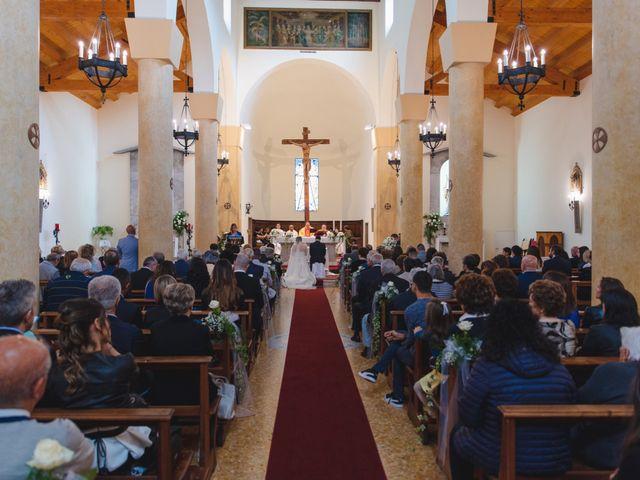 Il matrimonio di Michele e Antonella a Rocca Pia, L'Aquila 48