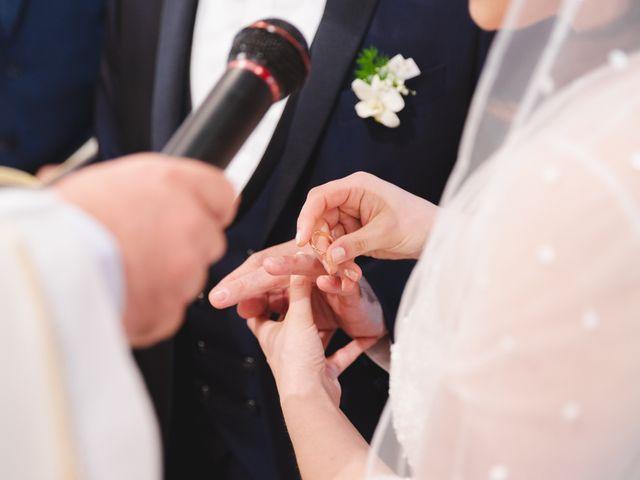 Il matrimonio di Michele e Antonella a Rocca Pia, L'Aquila 51