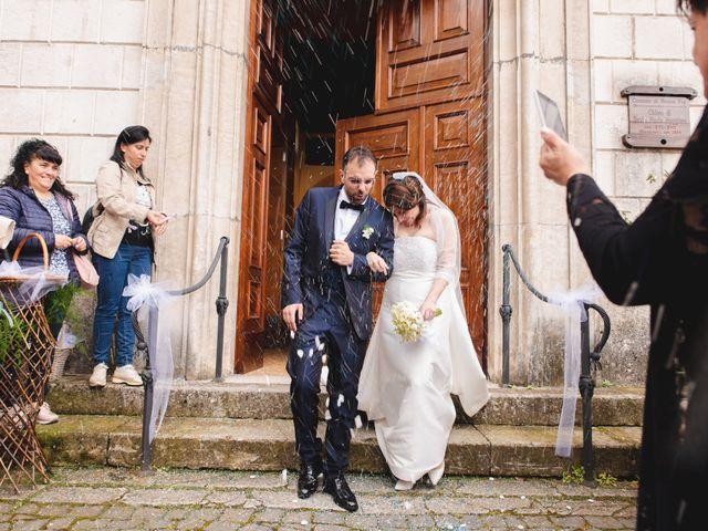 Il matrimonio di Michele e Antonella a Rocca Pia, L'Aquila 56