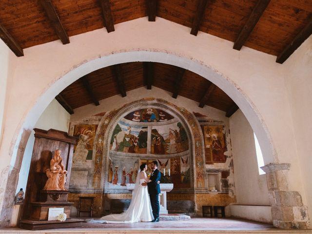 Il matrimonio di Michele e Antonella a Rocca Pia, L'Aquila 60